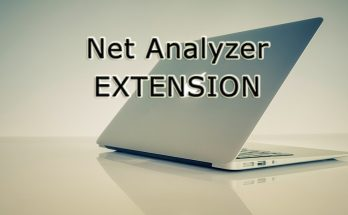 remove Net Analyzer